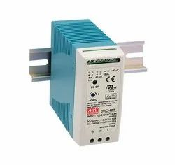 DIN Rail Type SMPS for Security Industry