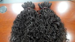 100% Temple Indian Human Jackson Curly Hair King Review