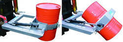 Hydraulic Drum Lifter And Tilter Attachment