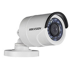 Hikvision 2mp Hd Bullet Camera, DS-2CE1ADOT-IRP, for Outdoor Use