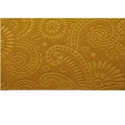 Polyester Embossed Fabric