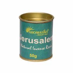Resin  Jerusalesm  Resin 50 Gram Jar Pack