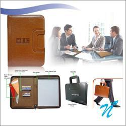 Conference Folder with Handle