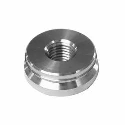 Vansh Engineers Stainless Steel CNC Turned Component, Packaging Type: Box, Material Grade: Ss 304