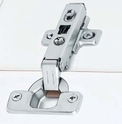 Thick Door Slide On Auto Close Hinge - 19mm PAH01-90