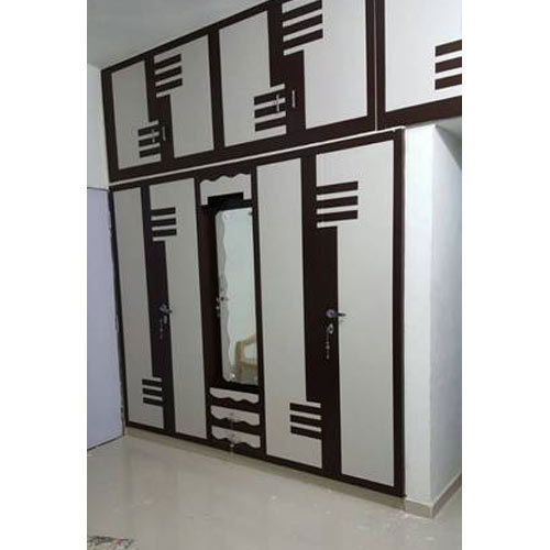Modular Bedroom Cupboards At Rs 160 /square Feet