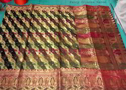 Fancy Kora / Organza Saree