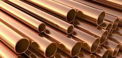 Copper Tubes, for Chemical Handling, Size/Diameter: >4 inch