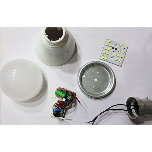 LED Lighting Material - LED Bulb Material with 2 Year