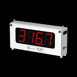 Large Display Process Indicator with 4-Inch Digit Height