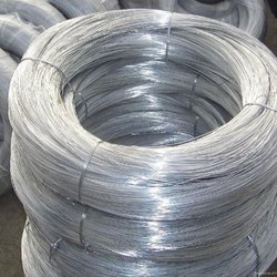Galvanized 25.5 SWG GI Wire for Industrial