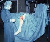Leg O Drapes OR TKR drape