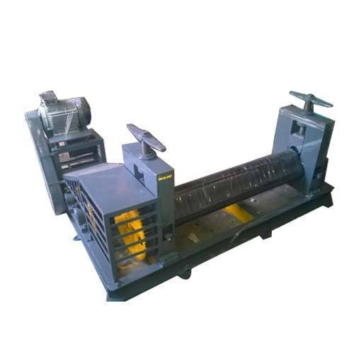 Automatic MS Sheet Rolling Machine