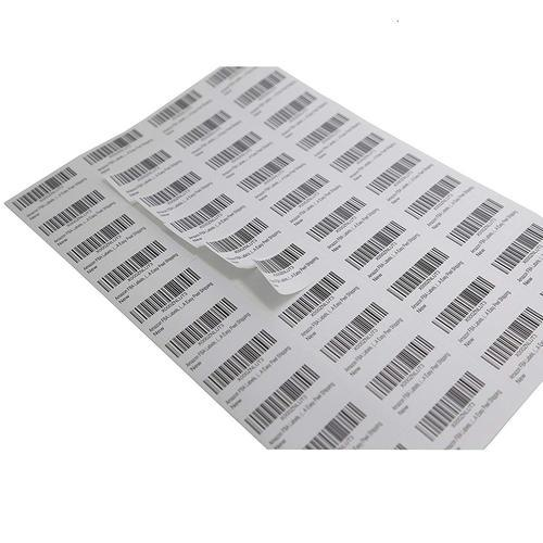 A4 Label, Packaging Type: 100 Sheets One Pack