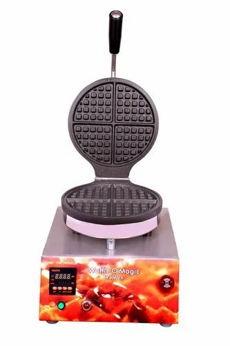 Waffle Maker - Digital Interface