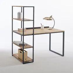 Wood Rectangular Deneb Table