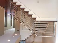 Stainless Steel Residence Railing
