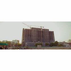 混凝土框架结构商业建筑施工服务