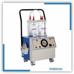 Instavac ABS Suction Machine