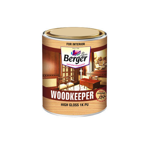 Berger Paints Interior: Berger PU Interior Polish Wholesale Trader
