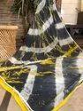 Bagru Hand Block Print Saree