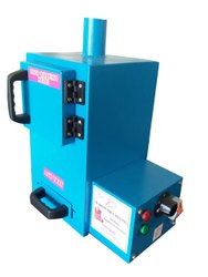 Fire Lit Sanitary Napkin Destroyer