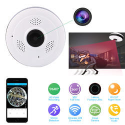 Fisheye WIFI Camera