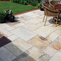 Mint Sandstone Paving, For Pavement