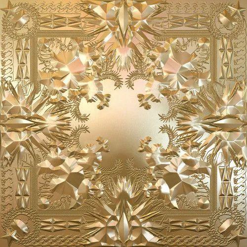 wedding album gold