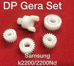 Samsung K2200 DP Gear Set