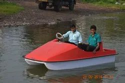 Pedal Boats 2 Seater (without Steering)