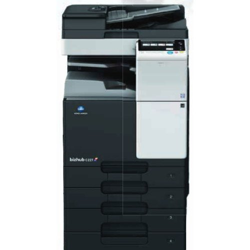 Bizhub C227 Konica Minolta Multifunction Printer