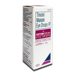 Timolol Maleate Eye Drops
