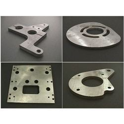 Aluminium Flange Cutting Services