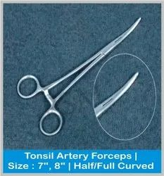 Tonsil Artery Forcep 7,8, inch