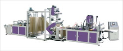 Fully Automatic Nonwoven Box Bag Making Machine