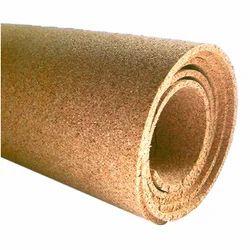 Rubberized Cork Sheets