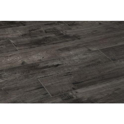 Dark Grey Laminated Matte Wooden Flooring 10 15 Mm Rs 12 Square