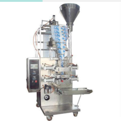 Tulsi Agro Automatic Grain Packing Machine, Packaging Type: Air Type Pnuematic
