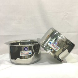 Universe Stainless Steel Tope