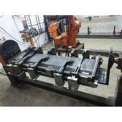 Automatic Robot Welding Fixture