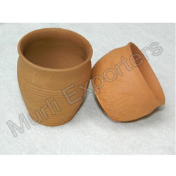 Clay Tea Cup, for Home