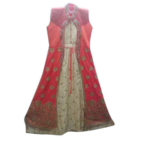 86c00a7473 Anarkali Jacket Suit - Ladies Anarkali Jacket Suit Manufacturer from ...