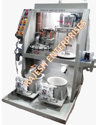 Platinum Model Gold Refining Machine, Capacity: 1-200 Kg