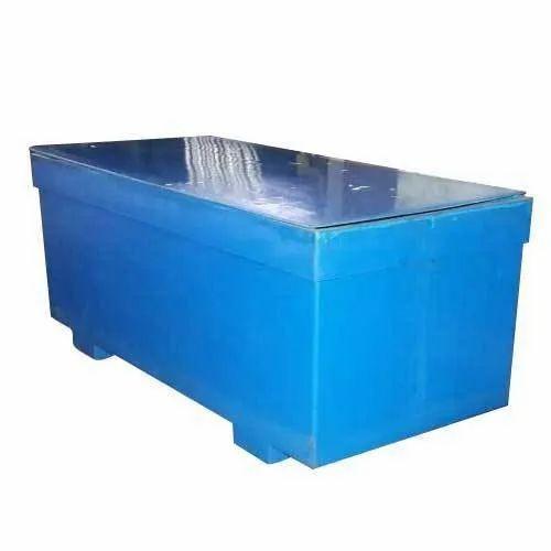 Blue Industrial FRP Box