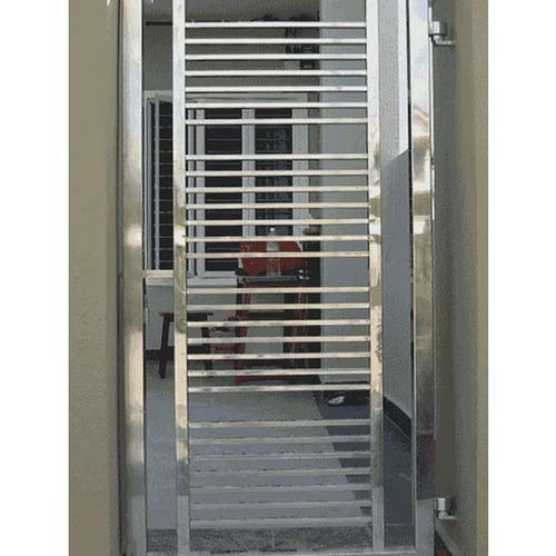 Silver Stainless Steel Grill Door Rs 450 Kilogram Vihaa Bio