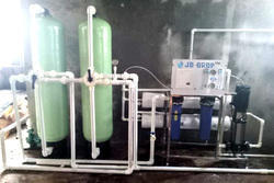 Industrial RO plant of 2000 LPH