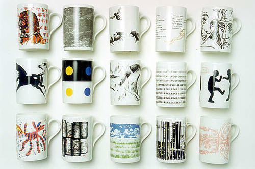 Decal Transfer Paper For Mugs Surabhi Ceramics Exporter In