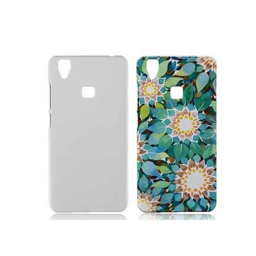 Multicolor Vivo V3 Back Cover