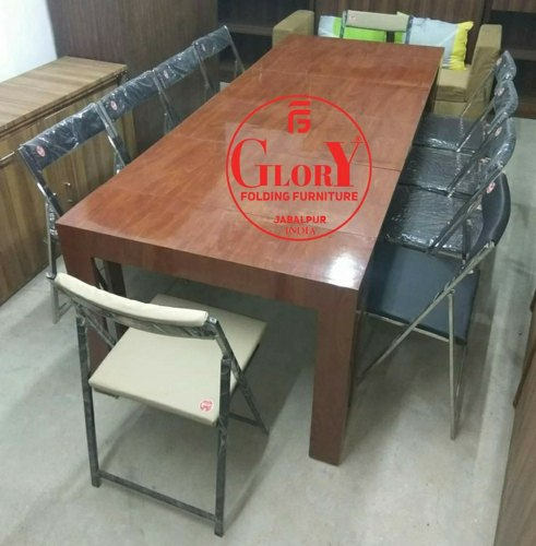 Wooden Expandable Dining Table Console To Dining 4 6 8 10 Seater For Home Rs 11999 Piece Id 21121836755
